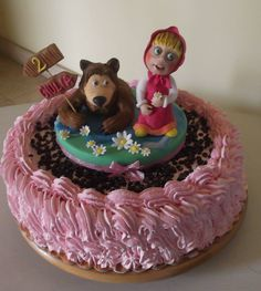 Simply Masha and the bear