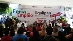La generación de fuentes de trabajo, prioridad para el Gobierno de Michoacán, asegura el titular de la Sedeco; las acciones en la materia se intensificarán en 2017, anticipa – Jiquilpan, ...