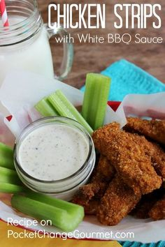 Chicken Strips with
