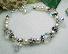 We use only the finest quality materials in our bead and pearl bracelets. Description from braceletrt.com. I searched for this on bing.com/images