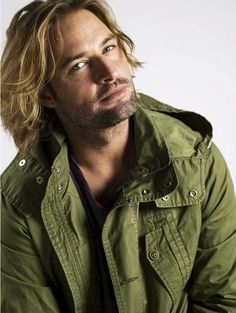 Josh Holloway, Sawyer, Lost, portrait, male, actor, attractive, sexy, hot, celeb, famous, portrait, photograph