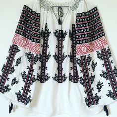 Folk Costume, Costumes, Pillowcase Dresses, Boho Shorts, Europe, Traditional, Blouse, Beauty, Shopping