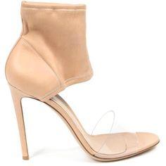 Gianvito Rossi Stiletto Sandals were $1105.00 now $625.00