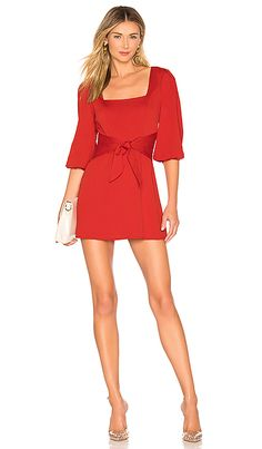 Kimbra Mini Dress in Berry This Is Us 31114657d