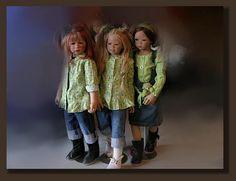 Lizzi, Jolise, Lihle