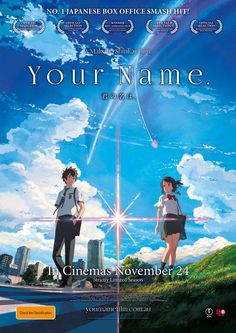 5 Reasons You Need to Watch Your Name http://www.modishgeek.com/makoto-shinkai-your-name-anime-movie/