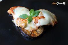 Una deliciosa receta de la gastronomía italiana, unas berenjenas a la parmesana con las que vais a disfrutar muchísimo.