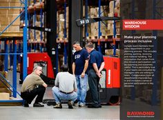 Warehouse Wisdom for January: Make your planning process inclusive