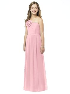 Lela Rose Junior Bridesmaid style JR512 http://www.dessy.com/dresses/junior-bridesmaid/jr512/