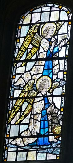 Church - St Mary the Virgin, Chipping Norton [North aisle, East window]