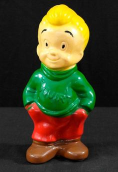 Squirt Advertising Figural Chalk Bank : Lot 279