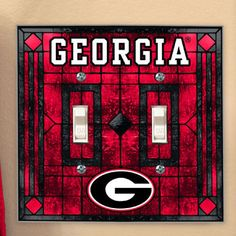 Charmant Georgia Bulldogs Bathroom Accessories Bulldog Fan 39 S