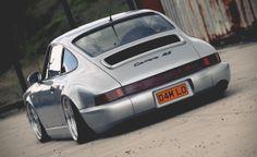 John Peden's Porsche 964 on Hydraulic Suspension Porsche 964, Porsche 911 Classic, Porsche Carrera, Porsche Sports Car, Porsche Cars, Audi, Bmw, Supercars, Gt R