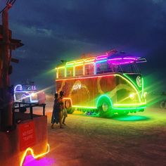 15 офигительных фото с фестиваля Burning Man-2017
