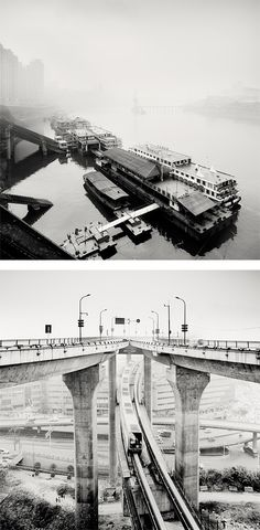 City of Fog: Photo Series by Martin Stavars | Inspiration Grid | Design Inspiration