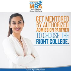 Which MBA college to choose from? Ask our admission partner  Register Now: http://qoo.ly/ef7xs   #College #Admission #Counselling #ApnaMBA