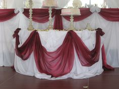 cake table ideas for weddings - Google Search