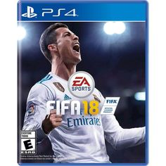 Xbox One FIFA 18 Ronaldo Edition Japan Game for sale online Fifa 17, Ea Fifa, Cristiano Ronaldo, Nintendo 2ds, Nintendo Switch, Soccer Games, Ps4 Games, Games Consoles, Playstation Games