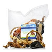 Barkworthies - Variety Pack - 2 Lb • May Contain Items Such As Bull Sticks, Beef Bones, Cow Tgendons, Cow Ears, Pig Ears, and Cow Hooves • 2 Pounds Of Barkworthies Very Best Treats and Chews • Every Treath Is Healthy, All-Natural and Safe • Made From Free-Range, Grass-Fed Cattle • Helps Reduce Plaque and Tartar