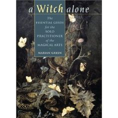 One of my favorites. Perfect book for the solo practitioner or curious person. #pagan #witchcraft