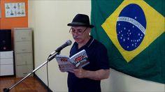 #05 Poesia - Nos trilhos da Poesia - Wilson Jasa - 91º Café com Poesia -...