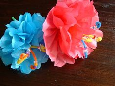 Tropical Flower Craft of the Pacific Islands