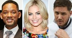 This just IN... #MargotRobbie #TomHardy and #WillSmith have been offered roles in David Ayer's #SuicideSquad