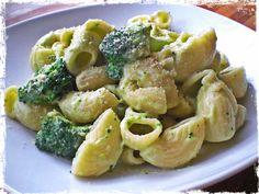 ...Soul Vood kocht & bloggt...: Pasta in BroccoliCashewsauce