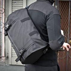 Mission Workshop: Rummy Roll Top Messenger Bag
