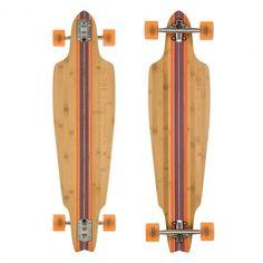 #longboard #longskate #globe #longskateboard #longboards #longskateboarding #longskateboards #downhill #carving #carver #cruiser GLOBE Prowler Bamboo clay longboard en bambou 38 x 10 pouces 174,00 € #skate #skateboard #skateboarding #streetshop #skateshop @playskateshop