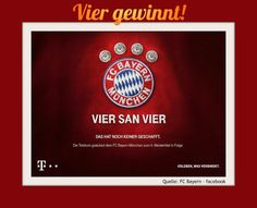 Vier gewinnt - die Bayern sind Meister - 11 Spielerfrauen