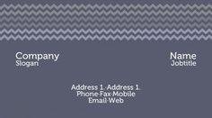 New! Zigzag pattern