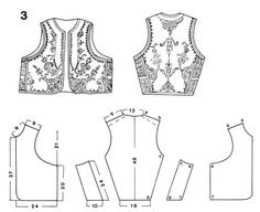 Hello all, Today i will return to the Dubrovnik area, to describe the men's costume. the woman's costume of south and north Dubrovnik cou. Pac Man Costume, Folk Costume, Costume Patterns, Dress Patterns, Sewing Patterns, Halloween Costumes To Make, Halloween Costume Contest, How To Make Clothes, Diy Clothes