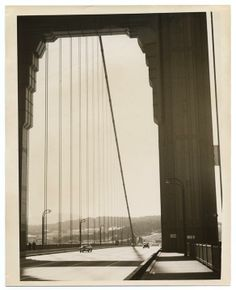 The Golden Gate Bridge opened to pedestrian traffic on May 27, 1937.  Cars and other vehicles had to wait until May 28 before they could cross the bridge.