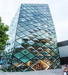 The Most Innovative Glass Buildings Photos | Architectural Digest