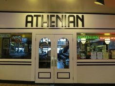 """The Athenian Restaurant from """"Sleepless in Seattle"""" Sleepless In Seattle, Staycation, Trips, Restaurants, Washington, Home Decor, Travel, Viajes, Decoration Home"""