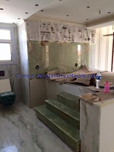 Onyx Marble, Sink Top, Bathroom Countertops, Green Onyx, Stairs, Sinks, Design, Home Decor, Collection