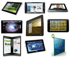 I'll take one please. android tablets!