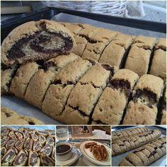 Greek Sweets, Greek Desserts, Greek Recipes, Sweets Recipes, Cake Recipes, Cooking Recipes, Greek Cake, Cyprus Food, Greek Cookies