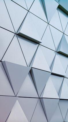 trendy Ideas for digital art wallpaper awesome Gate Design, Facade Design, Exterior Design, Architecture Concept Drawings, Facade Architecture, Wall Cladding Designs, Metal Facade, Art Studio Design, Architect Design