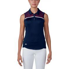 Adidas Olympics 2016 Team USA Golf Shirts Ladies