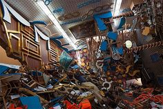 Thomas Hirschhorn: Concordia, Concordia at Gladstone Gallery, September 14 – October 20 , 2012,  530 West 21st Street
