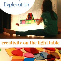 Light Table Toys and Tools