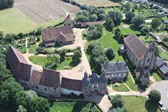 Commanderie Templière d'Arville - Loir-et-Cher (France)