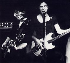 Johnny Thunders / Richard Hell