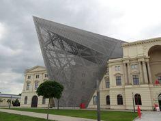 Bundeswehr Military History Museum, Dresden.