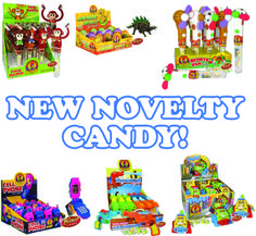 Have you seen our newest novelty candy? It's definitely worth checking out!