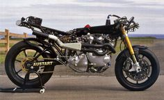 Irving Vincent Motorcycles