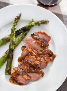 Sauteed Duck Breasts with Apricot-Szechuan Peppercorn Sauce By Sara Moulton |  Hands-On Time: 15 Minutes • Total Preparation Time: 25 Minutes, Serving Size: 4 Servings