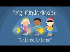 Prefer this:  Nice cartoon & simple singing Laterne, Laterne - Kinderlieder zum Mitsingen   Sing Kinderlieder - YouTube